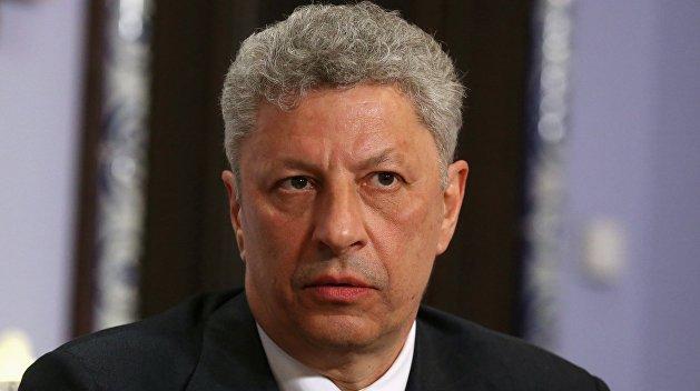 Партия Бойко обвиняет «Оппозиционный блок» в шулерстве