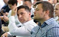 Нет слов. Почему в программе «Слуги народа» отсутствуют Донбасс и Крым