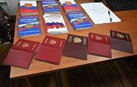 Германия без проблем выдает визы жителям ДНР и ЛНР с российскими паспортами