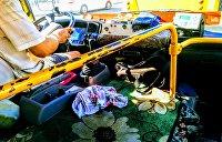 СМИ сообщили о «капсулах смерти», на которых отдыхающие едут в Кирилловку