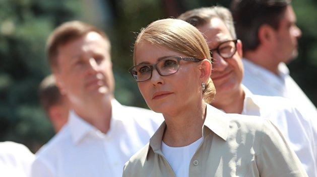 Состояние тяжелое. Подтвержден коронавирус у Юлии Тимошенко