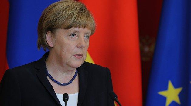 Меркель: Углублять сотрудничество в еврозоне не время