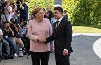 Меркель заявила, что в ПА обсуждают, как вернуть Россию в ПАСЕ
