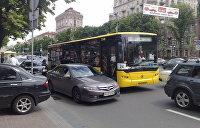 Общественный транспорт Киева. Кому откаты, а кому жара ада