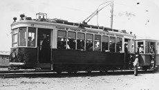 Как Бабель, украинизаторы и московский гость строили свои отношения со сталинским трамваем