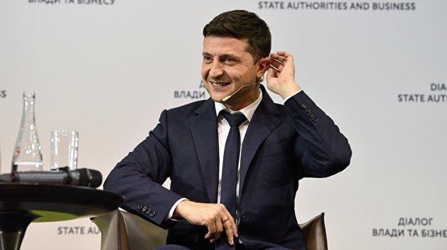 Администрация Зеленского раскрыла информацию о его зарплате