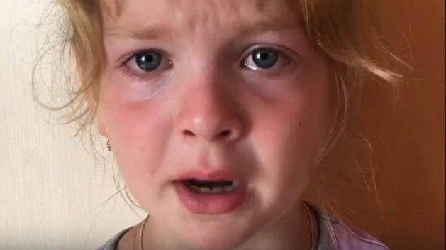 Власти Крыма призвали Украину освободить отца маленькой девочки, обратившейся к Зеленскому