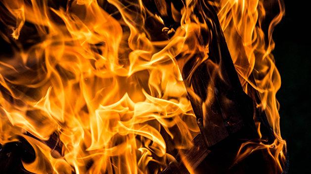 За сутки на Украине в результате пожаров погибли 12 человек