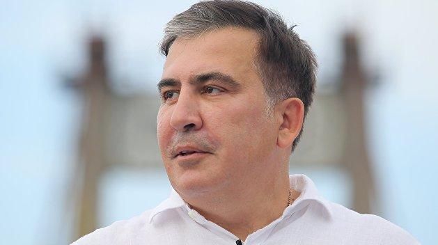 Партия Саакашвили потребовала от ЦИК Украины другой номер в бюллетенях