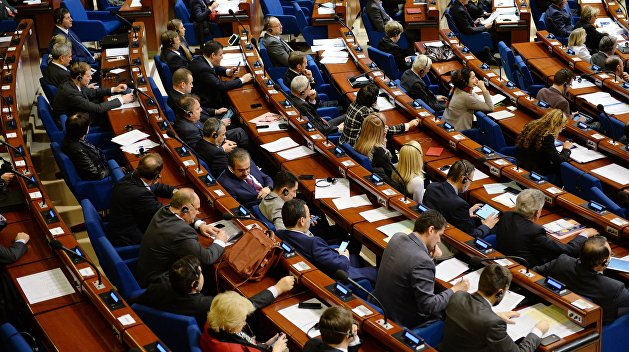 Комитет ПАСЕ рекомендует подтвердить полномочия российской делегации
