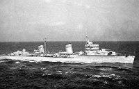 Погибшая «Москва». Первая крупная потеря Черноморского флота в Великой Отечественной