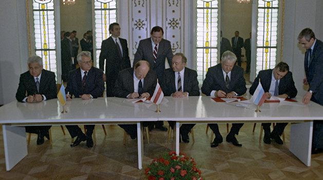 Грузинский политик рассказал, кто на самом деле хотел развалить Советский Союз