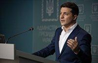 Скандал: президент Зеленский и министр МИД Украины Климкин не совпадают в нотах