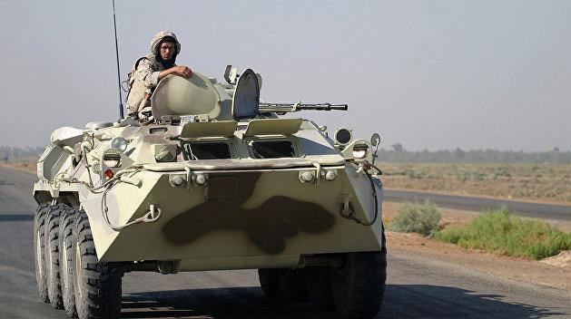 Украина анонсировала возвращение своих военных в Ирак