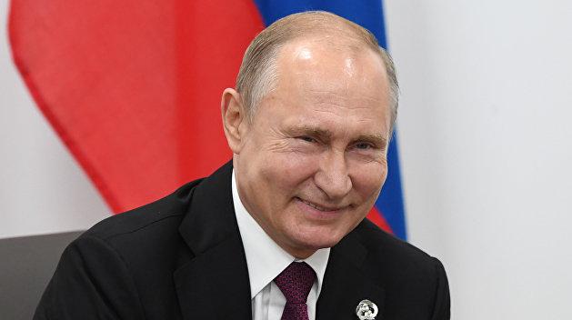Трамп по просьбе журналистов попросил Путина не вмешиваться в выборы