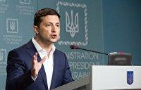 Зеленский настоятельно просит Раду уволить Луценко и Климкина