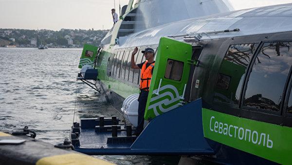 Подводные крылья Крыма. Россия возродила и модернизировала разработки советского военпрома