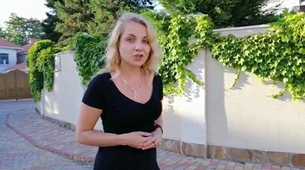 В Одессе неизвестные напали на журналистку «Стоп коррупции» у дома судьи