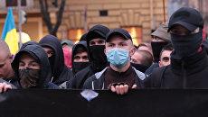 СКР обвинил еще одного украинского радикала в нападении на посольство РФ