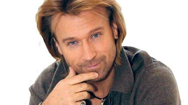 Украинский певец Винник поддержал российский флешмоб