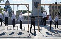«Вешать будем потом»: националисты перешли к активным действиям в Харькове