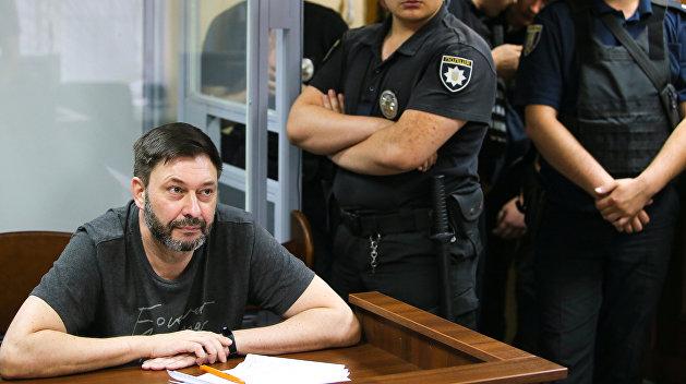 Защита Вышинского не участвует в переговорах по обмену - СМИ