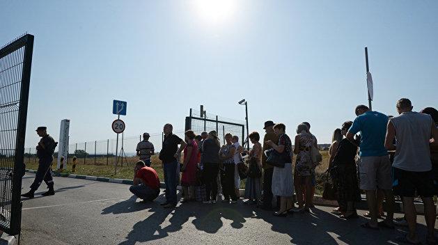 ЛНР готова принять беженцев с Украины и обеспечить их жильем