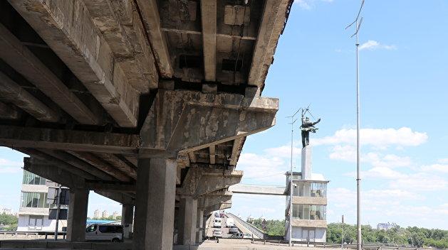 Шабовта рассказал, почему легко взрывать украинские мосты