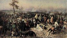 «Преславная виктория». Как отмечали первый русский День Победы