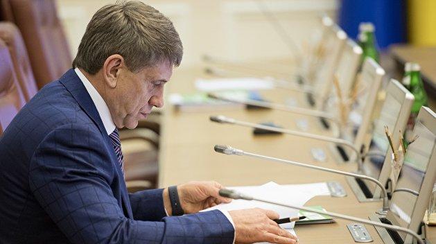 Минэнерго Украины подало в правительство документ о запрете ввоза угля из РФ