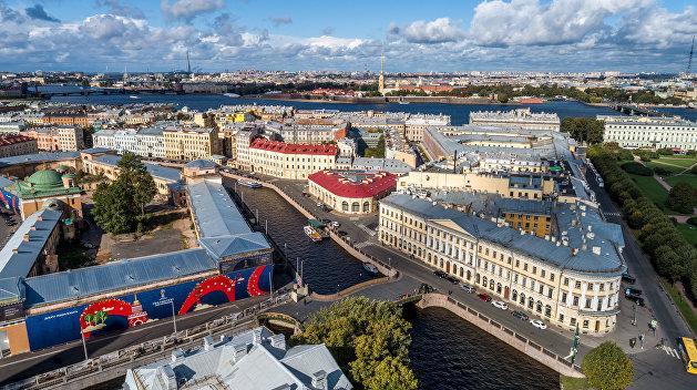 Санкт-Петербург и Москва просели по индексу самоизоляции