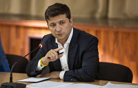 «Я очень уважаю NewsOne»: Зеленский заявил, что не будет закрывать телеканалы