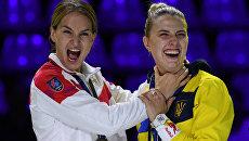 Ольга Харлан стала чемпионкой мира по фехтованию