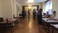 Голосование на выборах Верховной Рады в Варшаве: запал иссяк