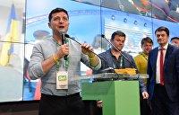 Итоги выборов на 00.00: Зеленский задумался о новом премьере, в партии Вакарчука уже нашли кандидатуру