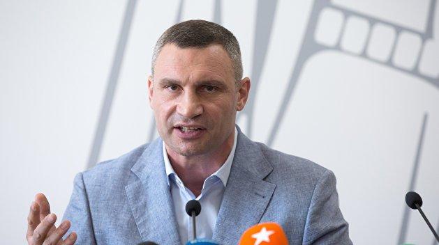 Кличко назвал Богдана манипулятором