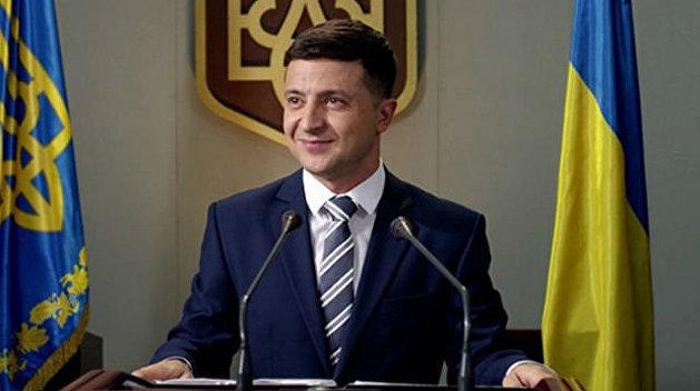 Эксперты объяснили, как игра в КВН и съёмки в «Слуге народа» помогут Зеленскому-президенту