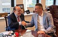 Спокойная жизнь для Кличко закончилась. Поможет ли ему адвокат Трампа?