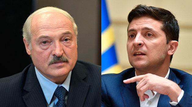 Политолог объяснил, зачем Зеленский раздает советы Лукашенко