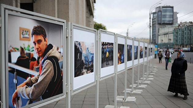 МИА «Россия сегодня» продолжает прием работ на фотоконкурс имени Андрея Стенина