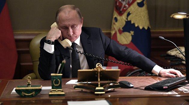 Зеленский позвонил, Путин ответил