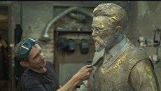 Борщ и ученый. В Харькове появится необычная статуя Вернадского
