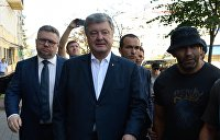 Порошенко присоединится к маршу националистов в День независимости - СМИ