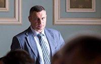 «Назначат залетного ставленника»: Кличко назвал цель обысков у киевских коммунальщиков