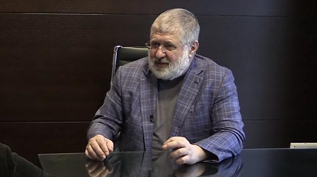 «Коломойский обещает обойтись без газа так же, как Ахметов обещал обойтись без угля» - Гаспарян