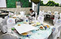 Теракт на свадьбе в Кабуле: 63 человека погибли, более 180 ранены