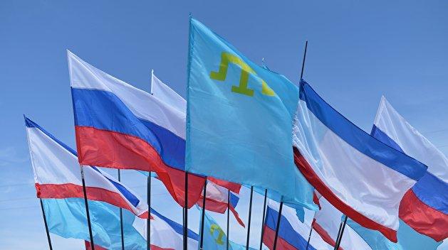Гаспарян объяснил, почему Украина должна радоваться возвращению Крыма в РФ