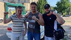 Свобода через 5 лет: одесские узники Долженков и Мефёдов вышли из тюрьмы