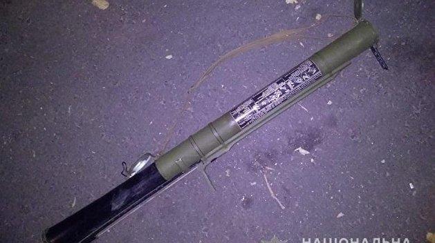 Выстрел в здание «Мостостроя» квалифицирован как теракт — Нацполиция