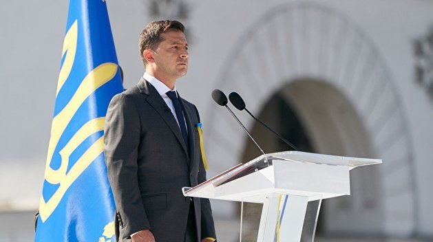 Зеленский назвал возвращение Донбасса и Крыма своим приоритетом